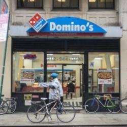 A Domino's driver tried to deliver pizzas to Buckingham Palace following a prank call.