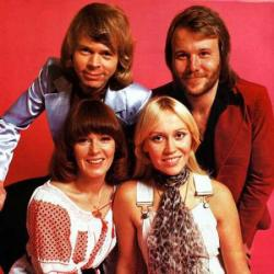 Iconic Swedish group ABBA