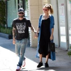 Adam Levine Wants To Spoil Pregnant Wife