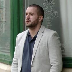 Shayne Ward as Aidan Connor