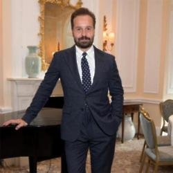 Alfie Boe at The Savoy