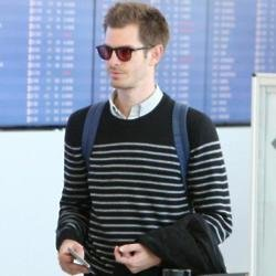 Andrew Garfield searched for true self with mushrooms