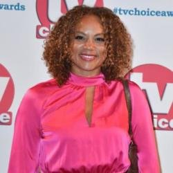Angela Griffin at the TV Choice Awards