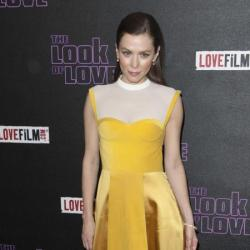 Anna Friel at The Look of Love premiere