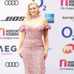 Anne-Marie at The O2 Silver Clef Awards