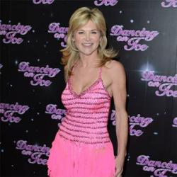 Anthea Turner voted off DOI