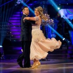Strictly Come Dancing contestant Ruth Langsford