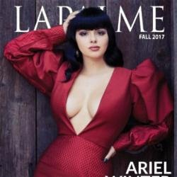 Ariel Winter on the cover of LaPalme Magazine