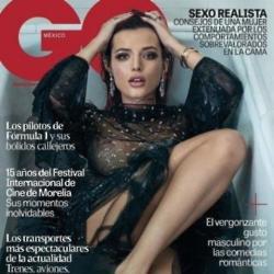 Bella Thorne poses nude