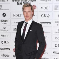 Benedict Cumberbatch has style and flair