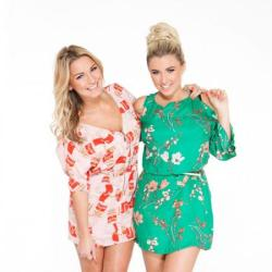 Billie and Sam Faiers launching Lil-Lets' 'Becoming A Teen' campaign