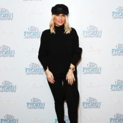 Billie Faiers at the 'Olaf's Frozen Adventure' screening