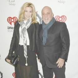 Billy Joel and wife Alexis