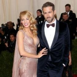 Blake Lively and Ryan Reynolds