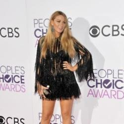 Blake Lively at People's Choice Awards