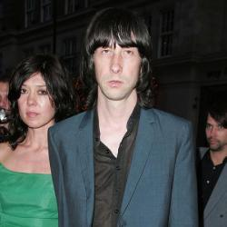 Primal Scream singer Bobby Gillespie