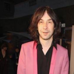 Primal Scream frontman Bobby Gillespie