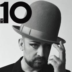 Boy George on 10 Men Magazine