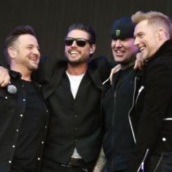 Boyzone at Radio 2 Live in Hyde Park