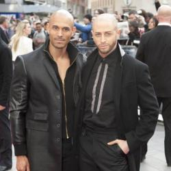 Brian Friedman at Iron Man 3 premiere