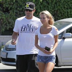 Brody Jenner with Bryana Holly