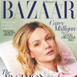 Carey Mulligan for Harper's Bazaar magazine