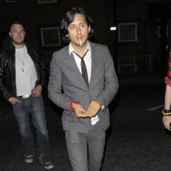 The Libertines' Carl Barat