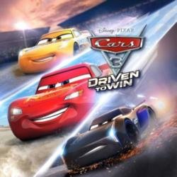 Lewis Hamilton in Cars 3