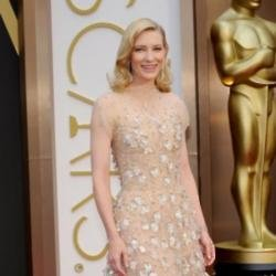 Cate Blanchett stood out in her Armani Prive gown