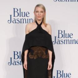 Cate Blanchett at Blue Jasmine UK premiere