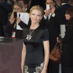 Cate Blanchett at the BAFTAs