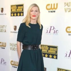 Cate Blanchett kept it simple at the Critics' Choice Awards