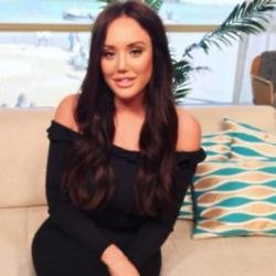 Charlotte Crosby on This Morning