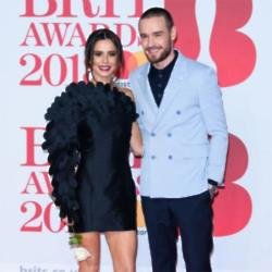 Cheryl and Liam Payne at the BRIT Awards