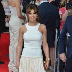 Cheryl Cole at What To Expect When You're Expecting premiere