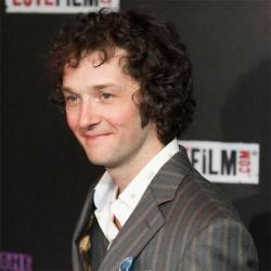 Chris Addison at the UK premiere of The Look of Love