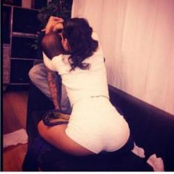 Rihanna and Chris Brown Engaged?