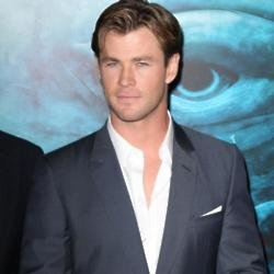 Chris Hemsworth: My muscles aren't real