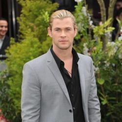 Maybe we would make an exception for Chris Hemsworth!