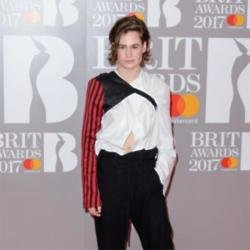 Christine and the Queens at the BRIT Awards