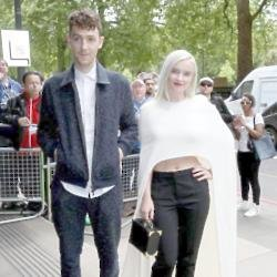 Clean Bandit's Jack Patterson and Grace Chatto