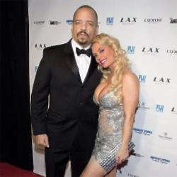 Ice T and Coco Austin