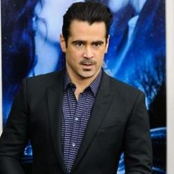 Colin Farrell at A New York Winter's Tale London premiere