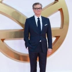 Colin Firth at Kingsman premiere