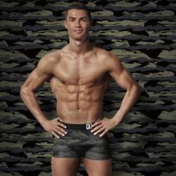 Cristiano Ronaldo's invisibility dream