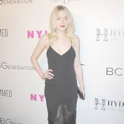 Dakota Fanning at the Nylon Young Hollywood Party
