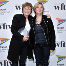 Dame Julie Walters and Victoria Wood