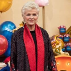 Dame Julie Walters at Paddington 2 premiere