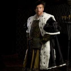 Damian Lewis as King Henry VIII in 'Wolf Hall'