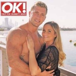 Dan Osborne and Jacqueline Jossa cover OK!